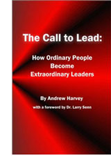 leadership book written by the law enforcement leader Andrew Harvey